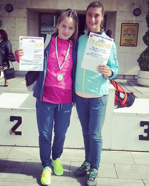 Бронзов медал за Габриела Красимирова на национално състезание
