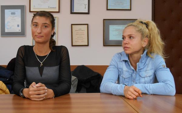 Кметът на Добрич поздрави шампионките на България по културизъм и маратон