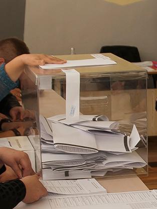 С активност от 43.25% приключи изборният ден в област Добрич