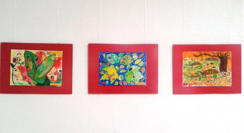 Есенна изложба в Младежки център - Добрич