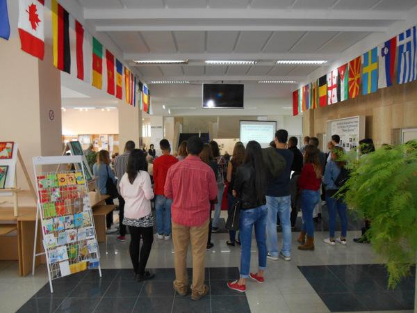Студенти от Европа, Азия и Африка ще демонстрират традициите и ястията си
