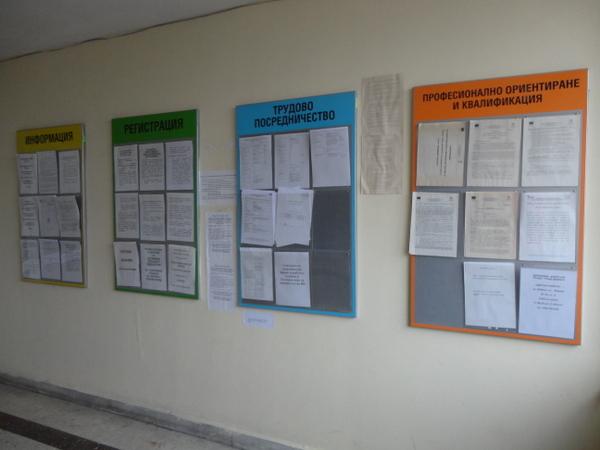 Свободни работни места в Добрич на 11 януари