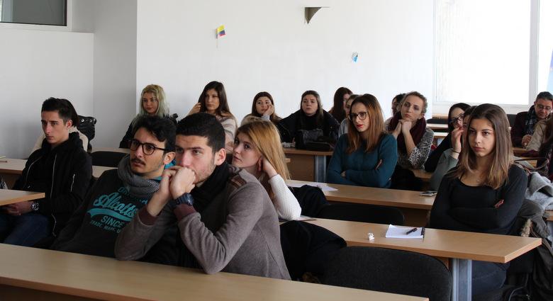 За първи път студенти от Аржентина в Добрич
