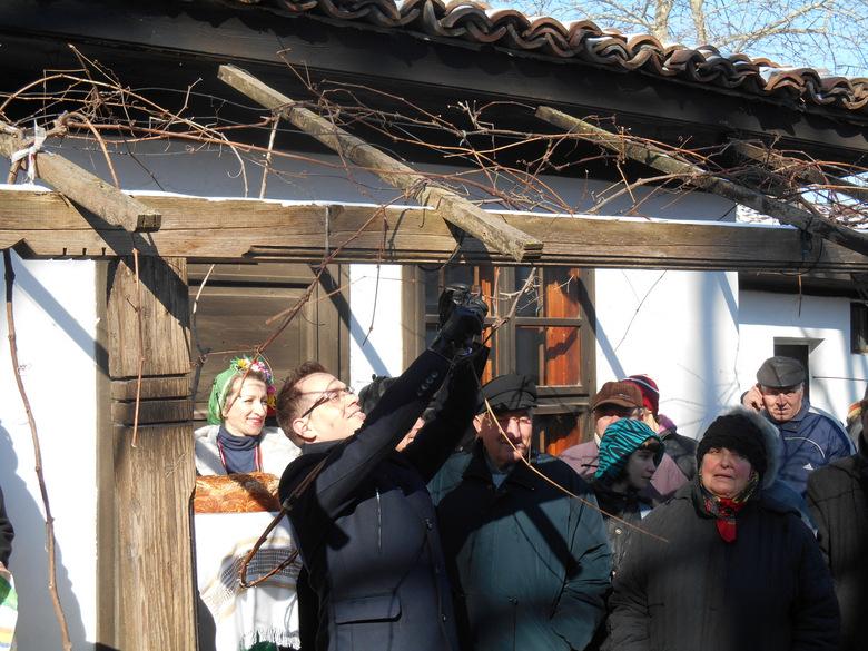 Кметът заряза лозата и награди майсторите на виното в Добрич (+снимки)