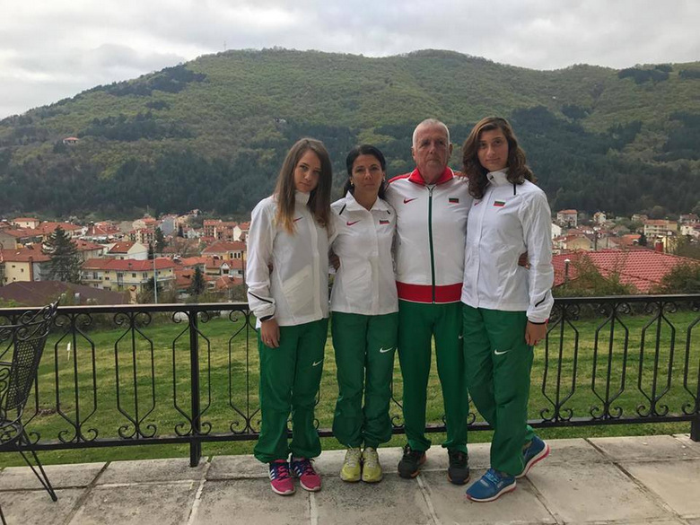 Лични рекорди за Радосвета Симеонова и Габриела Красимирова на Балканиадата по спортно ходене