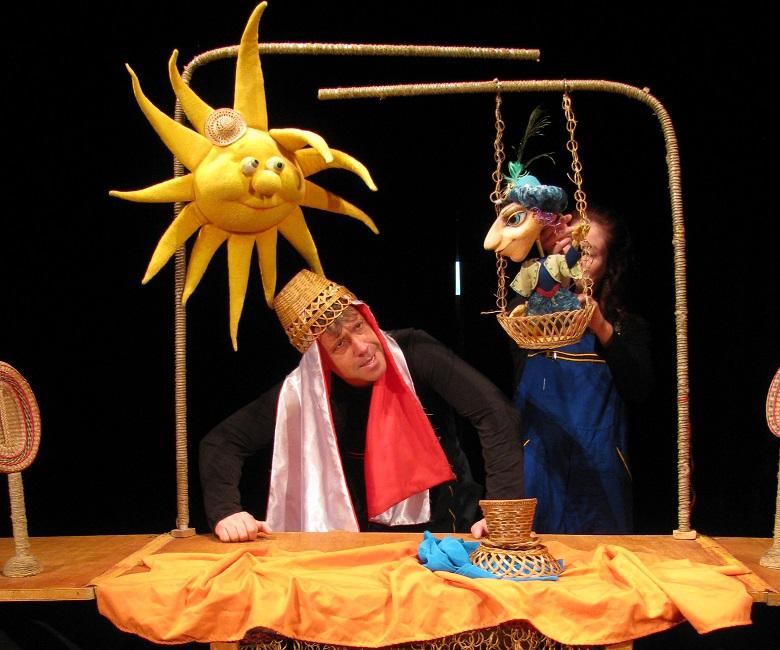 """Кукленият спектакъл """"Аладин"""" отново на добричка сцена след 19 години"""