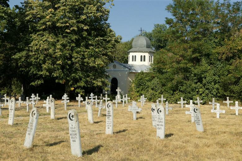 Проект на Регионалния исторически музей ще обнови Военно гробище
