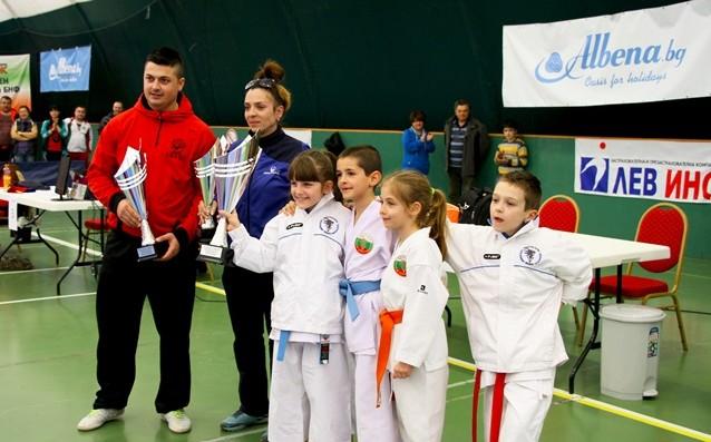 Албена е домакин на държавното първенство по карате
