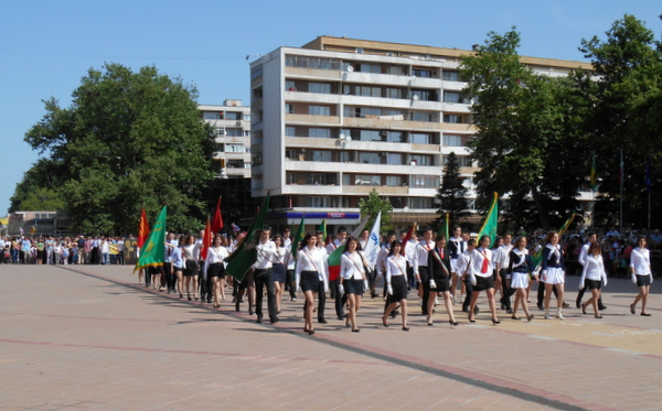 Празничната програма на 24 май в Добрич