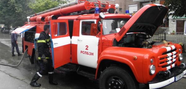 Повреда в газовата уредба подпали Крайслер в Добрич