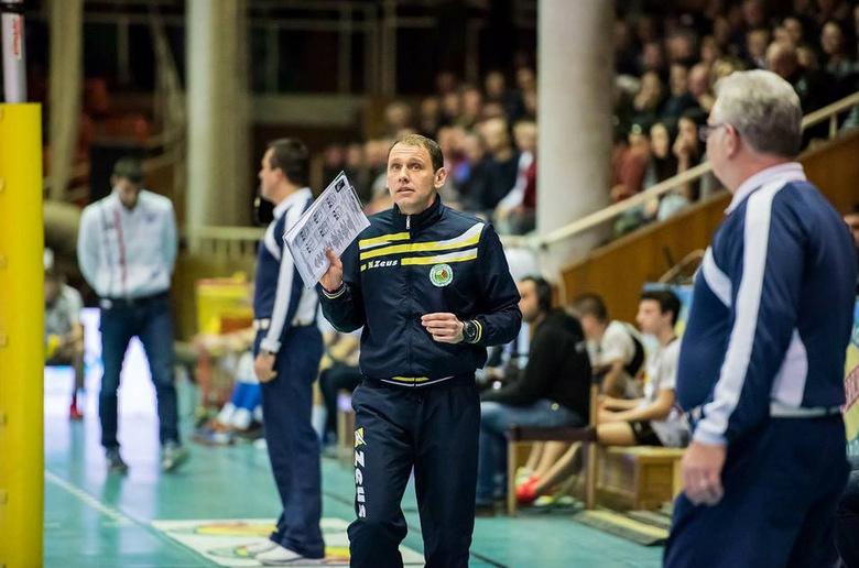 ВК Добруджа 07 благодари на Мирослав Живков
