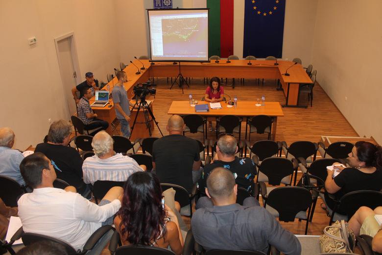 Избраха представителите на секторите ВЕИ и туризъм от Каварна за работните групи по защитените зони