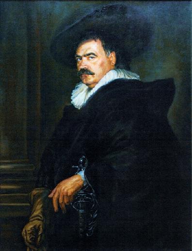 Виктор Цебан със самостоятелна изложба в каменна зала на Двореца - Балчик