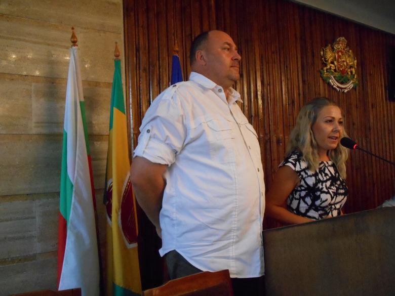 Д-р Добрин Добрев отново е общински съветник