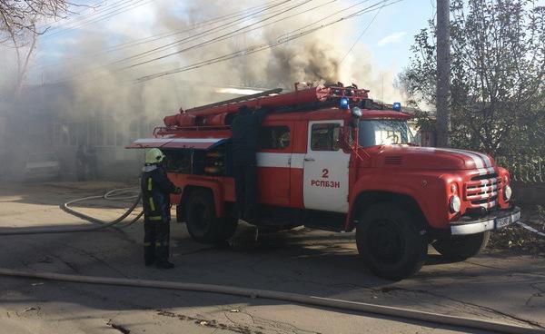 Мъж получи 20% изгаряния след пожар в Добрич
