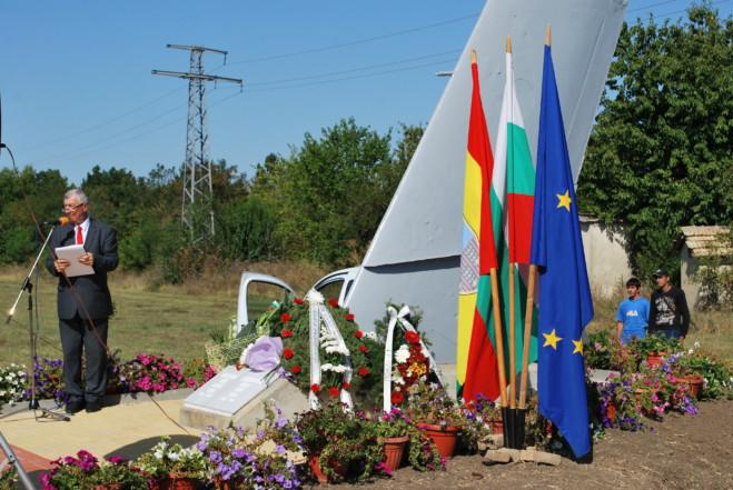 Генерал Тошево отбеляза годишнината от саможертвата на летците-герои