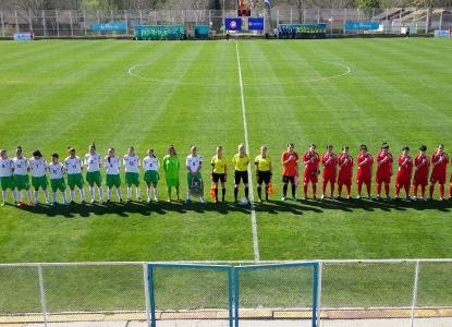 Националният ни отбор по футбол за девойки ще играе в Добрич и Албена