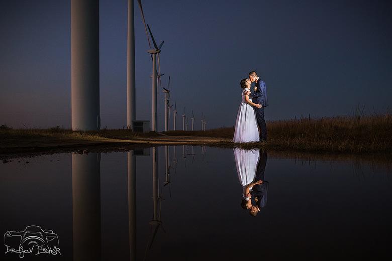 Сватбата на Таня и Калоян