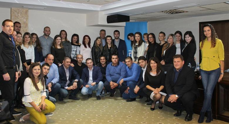 Избрано бе временно ръководство на МГЕРБ в област Добрич