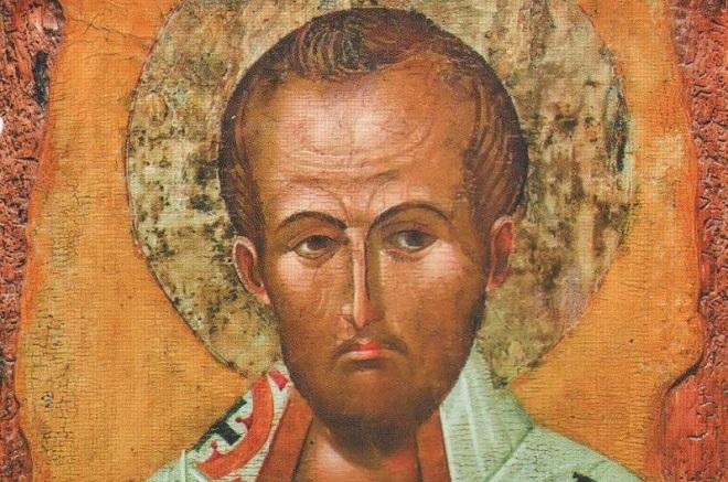 Почитаме паметта на свети Йоан Златоуст