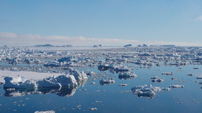 Учени от НАСА обясниха загадъчно топене на антарктически ледове