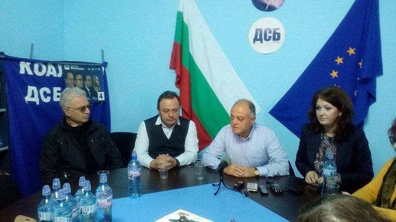 Председателят на ДСБ: Не суджуци, а водният цикъл извади Живко Мартинов от политиката