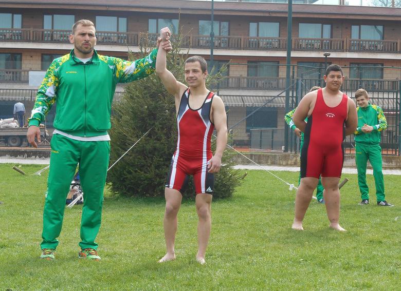 Избраха Панайот Димитров за номер 1 в Добрич при спортистите с увреждания