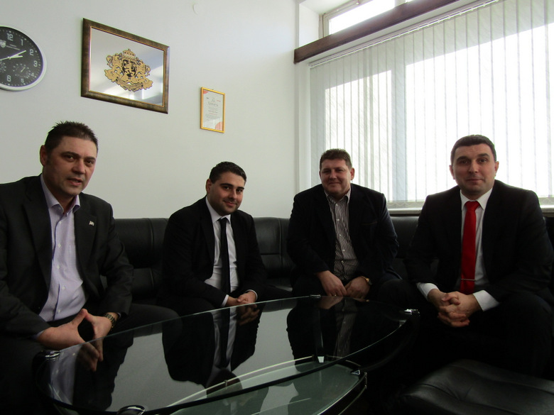 Областният управител и кметът на Генерал Тошево обсъдиха бъдещето на Добруджа след референдума и Бюджет 2018