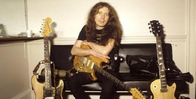 Еди Кларк от Motörhead почина на 67-годишна възраст