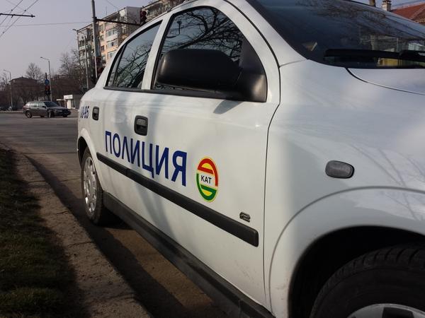 Пиян шофьор катастрофира в Балчик