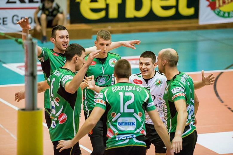 Добруджа 07 се класира на 1/2-финал за Купата на България