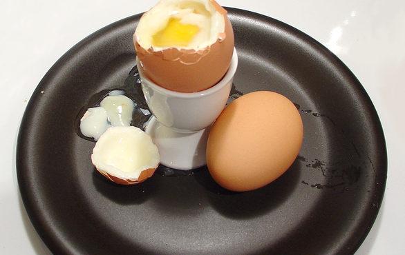 Яйцата за закуска помагат за отслабване