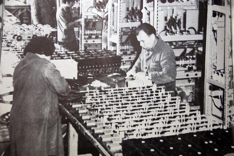 За времето, в което над 1500 човека работиха в ЗАВН - Толбухин