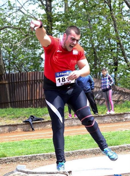Гюлетласкач от Добрич ще представя България на Балканиадата по лека атлетика
