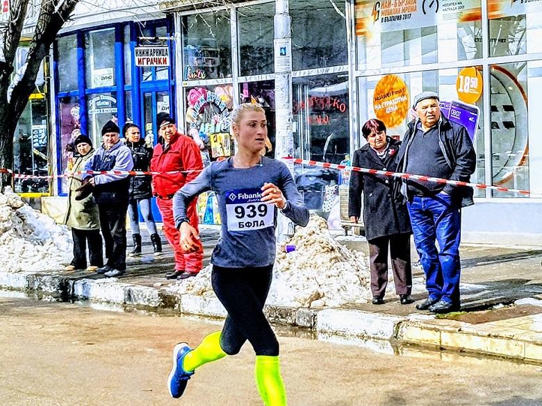 Радосвета Симеонова от Добрич ще представи България на Балканиада по маратон