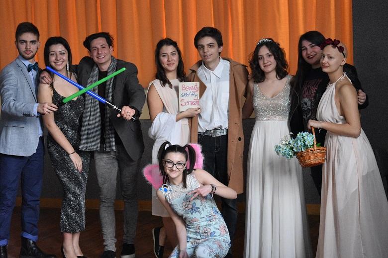"""Награда за авторска драматургия и театър на английски език спечели ЕГ """"Гео Милев"""""""