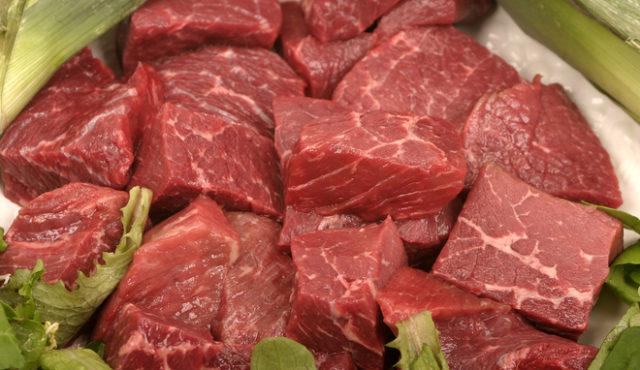 Червеното месо уврежда черния дроб