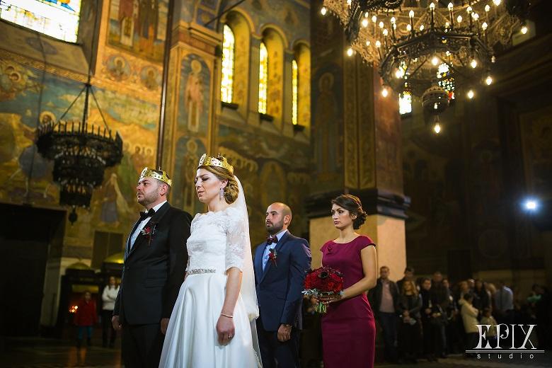 Сватбата на Деница и Ивайло - мигове от едно щастливо събитие