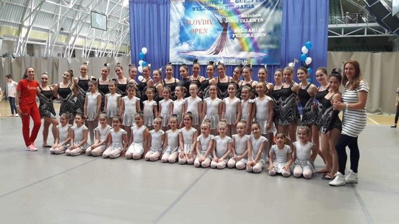 """Три първи и едно второ място завоюваха талантите на """"Алексия"""" на Държавен шампионат"""