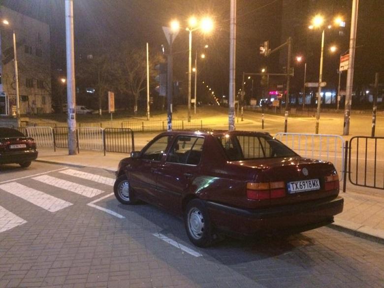 """Откраднаха """"Фолксваген"""" от паркинга до градския парк"""