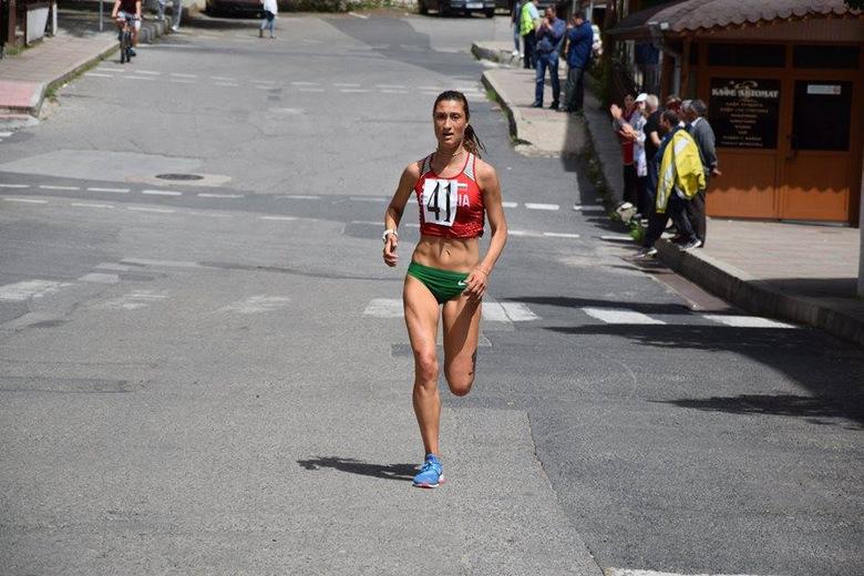 Радосвета Симеонова спечели поредната си титла в полумаратона в Пловдив