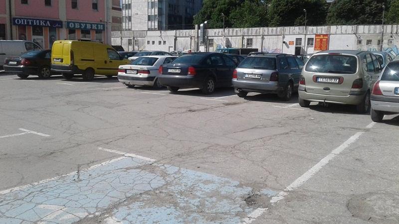 """Паркингът на Площад """"Свобода"""" ще бъде затворен и на 17 май"""