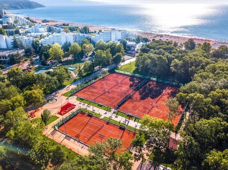 Тенисисти №2 и №3 в света при юношите до 14 години пристигат в Албена