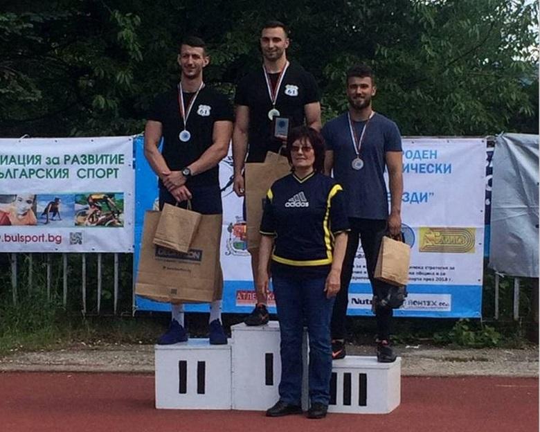"""СКЛА """"Добрич"""" се завърна с бронзов медал от Международен турнир"""