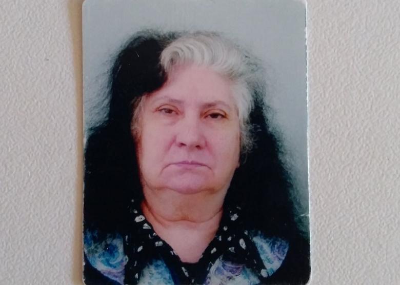 76-годишна жена е в неизвестност, близките й отправят молба за съдействие за издирването й