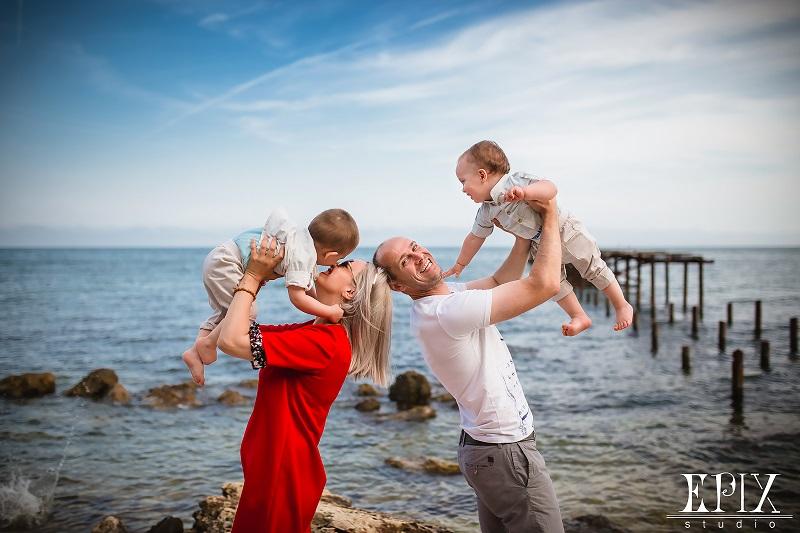 Семейство Димитрови