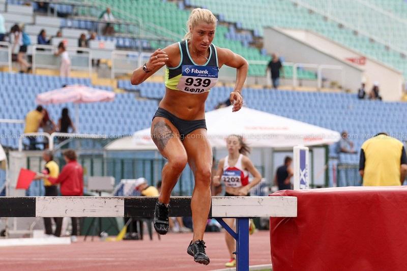 Златен, сребърен и бронзов медал за Радосвета Симеонова от Национален шампионат