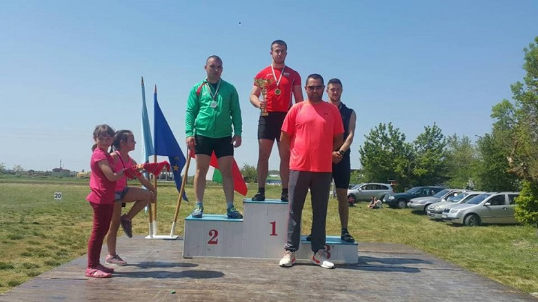 """Достойно представяне на лекоатлетите на СКЛА """"Добрич"""" на Балканиадата в Стара Загора"""