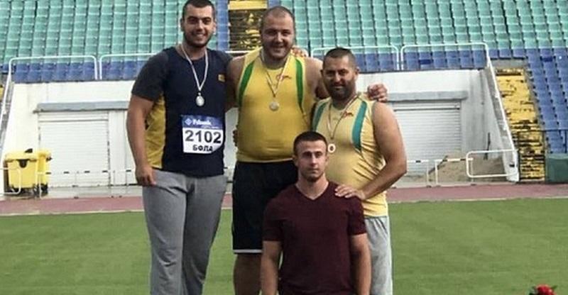 30 см разделиха Георги Иванов от финал на Европейското първенство