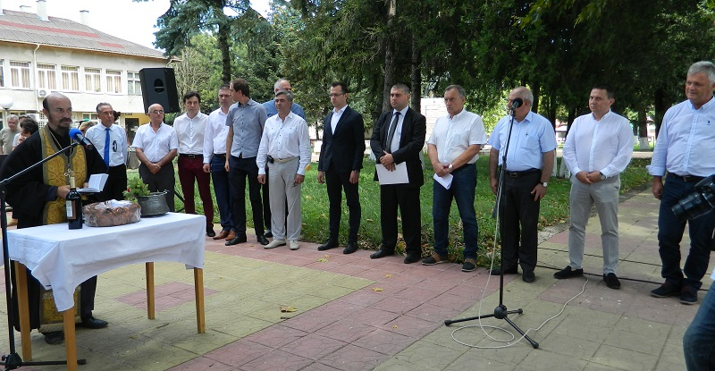 Откриха основно ремонтираните 15 км от пътя Добрич - Варна